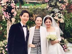 雙宋離婚中韓反應大不同 2年前見證婚禮章子怡這樣說