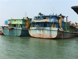 金門檢方拍賣越界抽砂陸船  2500萬元入庫
