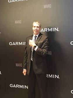 Garmin慶祝30周年 執行長來台發表穿戴新品