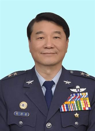 新任空軍司令熊厚基  空軍配合國安會推動F-16V戰機案的要角