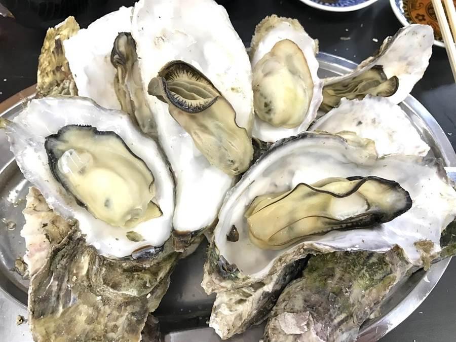 東北地區為日本數一數二的牡蠣名產地,牡蠣肉身扎實為特色之一。(雄獅旅遊提供)