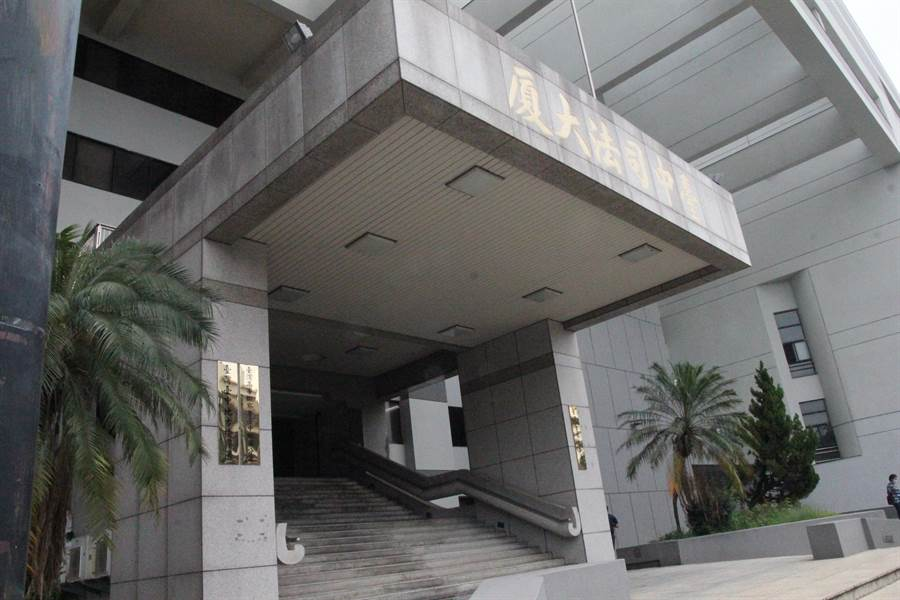 台中地院判決何夫及小三連帶賠償新台幣15萬元,全案確定。(陳淑芬攝)