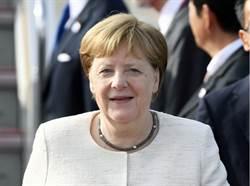 梅克爾抵日出席G20峰會 仍止不住顫抖
