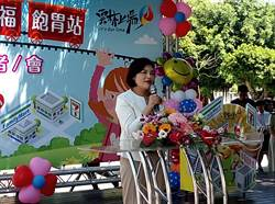 張麗善:補助弱勢學童寒暑假午餐