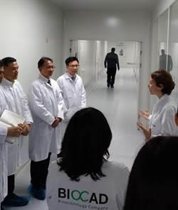 尋資通生技新商機 黃志芳率科技大廠訪俄