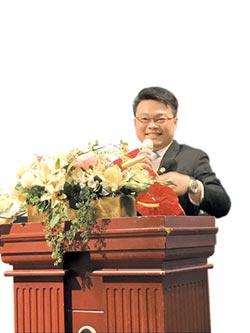 宏日發總經理李政達 榮任台南市自強獅子會會長
