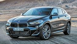 BMW X2 M35i 跨界豪華運動跑旅