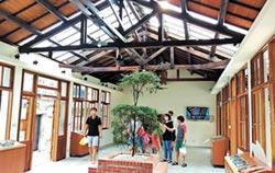 舊三工處宿舍 變日式建築亮點