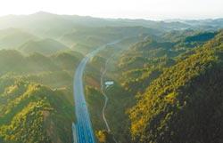 江西打造高速公路生態走廊