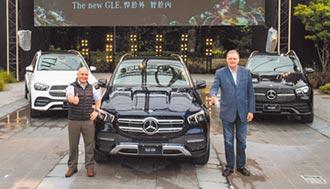 再創SUV標竿 Mercedes-Benz GLE全新上市