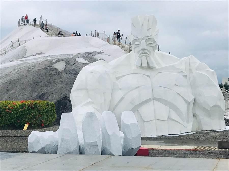 一見雙雕藝術季-七股。(圖取自台南旅遊網)