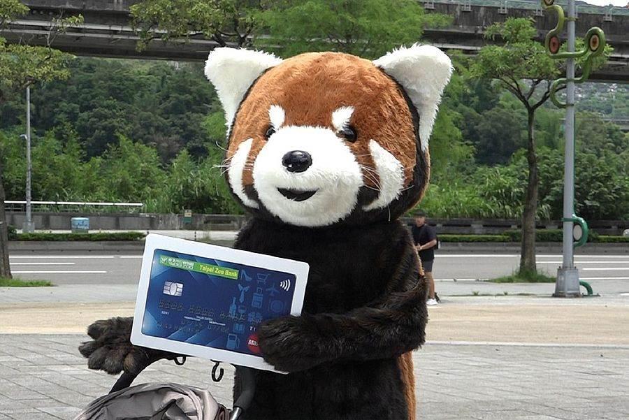 忘記帶現金也沒關係,現在開始,也可以用信用卡買門票了唷!(台北市立動物園提供)