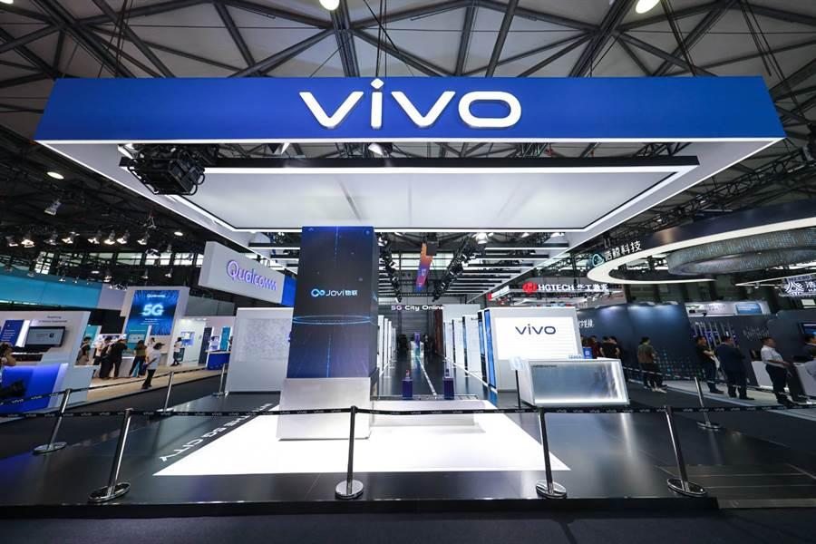vivo 在MWC 2019上海,現場展示各式5G創新應用。(圖/vivo提供)