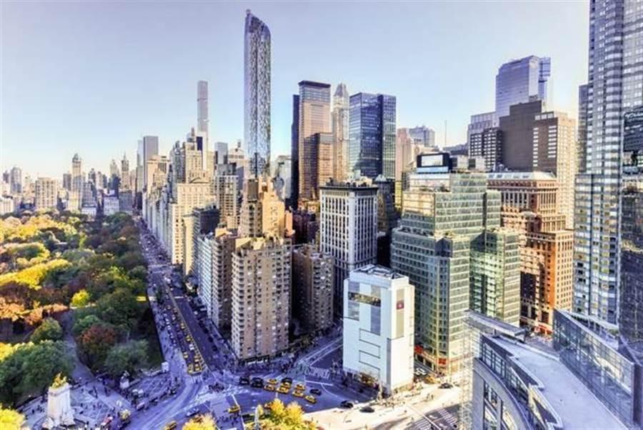 房價下滑以及投資驟減恐讓可能會在全球經濟增長創下10年低點,大陸房地產市場恐首當其衝。(圖/達志影像)