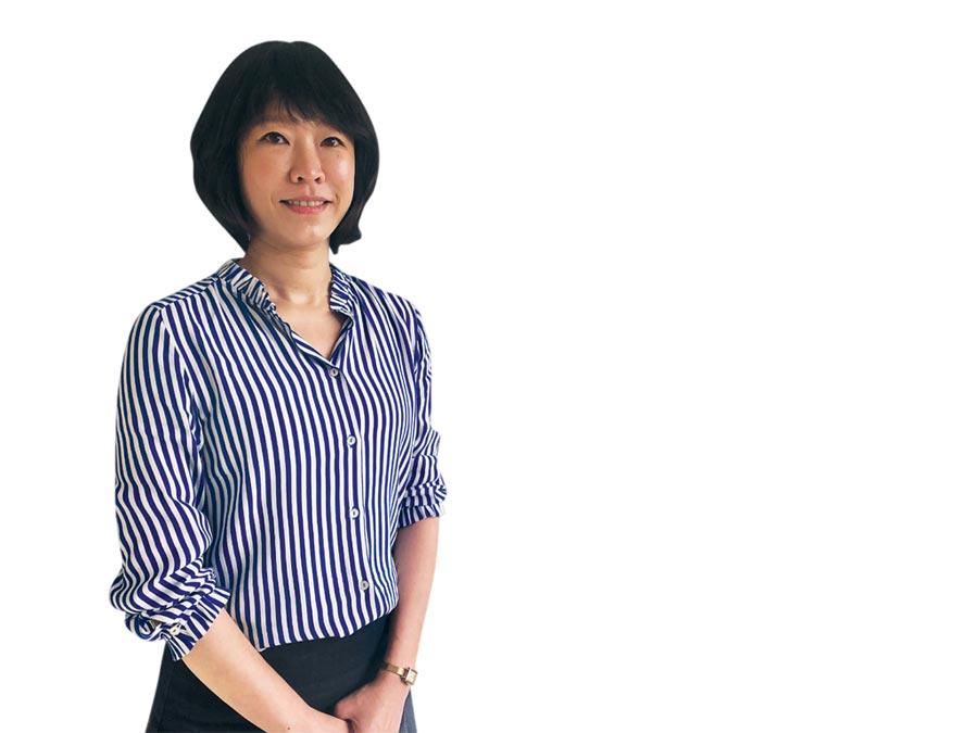 中經院經濟法制研究中心副主任顏慧欣