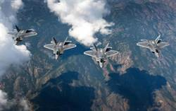 伊朗搞不定 波灣緊張 美F-22重返中東