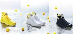 下雨天也能乾乾的! PALLADIUM聯手黃色笑臉再推防水靴
