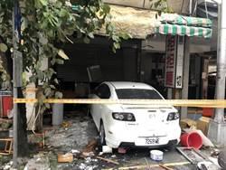 台中黑白切麵店氣爆 6人受傷送醫