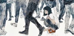 城市遊子的漂泊 漫畫傾訴心境