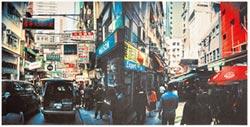 香港影像記錄回歸前後面貌