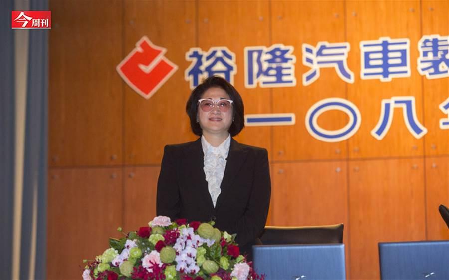 裕隆集團執行長嚴陳莉蓮。