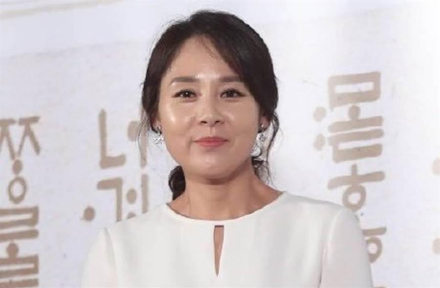 韓劇女星全美善驚傳輕生,享年48歲。(圖/微博)