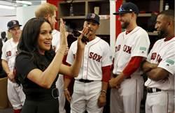 MLB》公然擁抱梅根 紅襪貝茲來頭不小