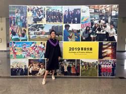 台北大學朱加瑄追逐新聞夢想