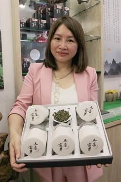 鎖定仁愛鄉5大高山茶區  與農會合作打造台灣精品茶葉