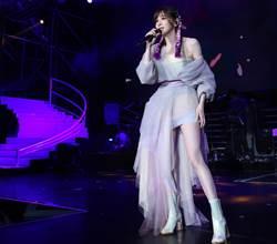 王心凌飄仙氣嫩腿吸睛 預計2020唱回台灣!
