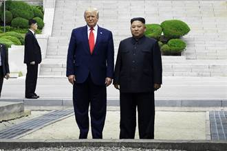 影》創歷史!川金板門店面會 美總統首度踏入北韓土地