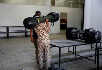利比亞首都軍從叛軍奪得美製與陸製武器