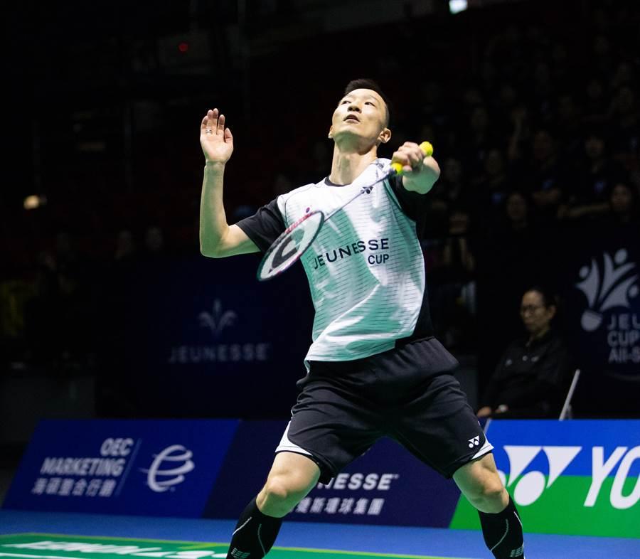 韓國羽球好手李炫一(見圖)對於馬來西亞羽球名將李宗偉的退休也感到不捨。(海碩整合行銷提供)
