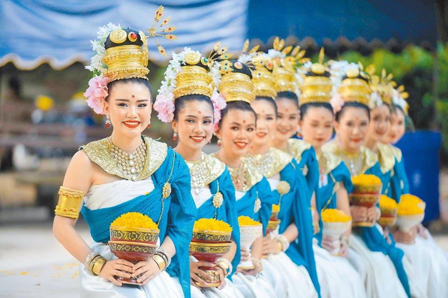 泰國人樂天知足。(CFP)