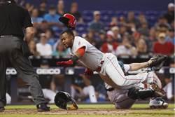 MLB》陳偉殷落難 還被主場觀眾噓