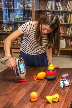 工研院建立二手玩具重金屬快篩平台
