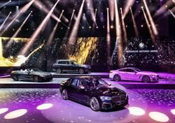 BMW新車4連發 力拚豪華車前2強