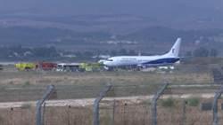 737起飛遇爆胎 有驚無險降落以色列