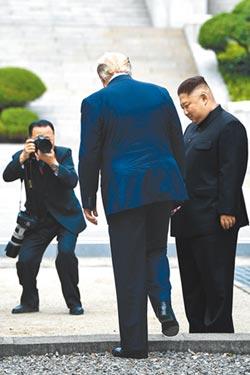 美組工作小組 重啟朝核談判