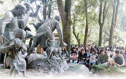 霧社事件馬赫坡古戰場 全台首處史蹟