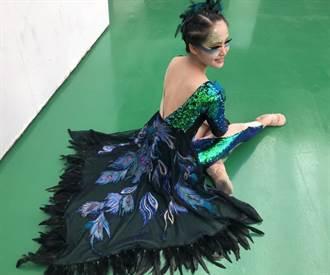 芭蕾女孩遇上嘻哈 湯逸嫻舞出新人生