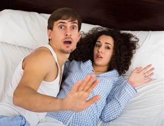 男友離家耐不住 她睡隔壁人夫被活逮