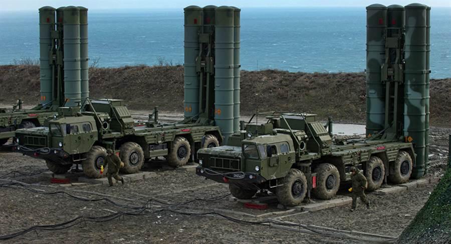 土耳其總統艾爾段表示,十天內就會獲得俄國S-400飛彈。(圖/俄國衛星網)