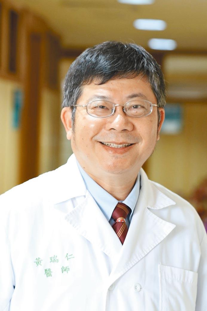 黃瑞仁醫師。(本人提供)