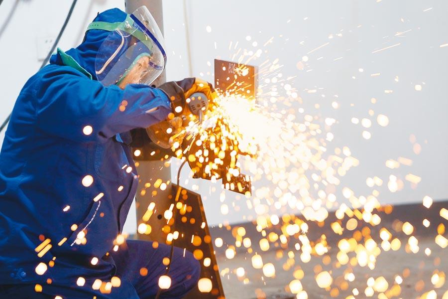 大陸6月製造業PMI與上月持平。(新華社資料照片)