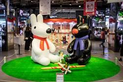法國繪本麗莎和卡斯柏襲台!巨型玩偶、拍照場景免費入場