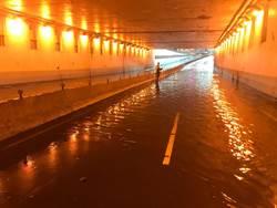午後大雨 新北傳災情 多處積水