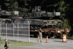 美國獨立日遊行 二戰M4薛曼坦克也登場