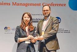 「龍e賠一拍就匯」理賠服務獲國際肯定 台壽 蟬聯亞洲保險業科技獎
