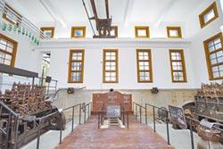 新竹水道取水口展示館 見證歷史